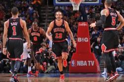 Bulls vs Sixers