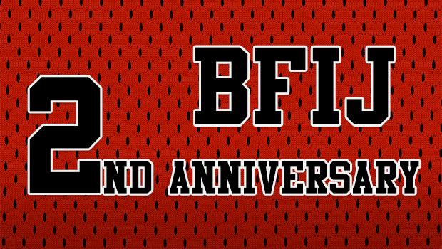 BFiJ 2nd Anniversary