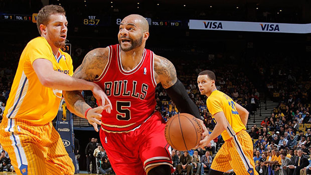 Boozer vs Warriors