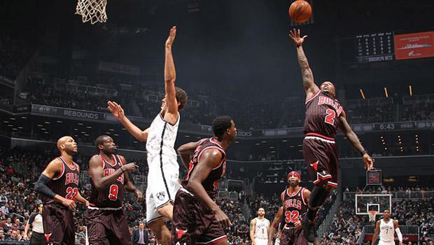 Bulls vs Nets