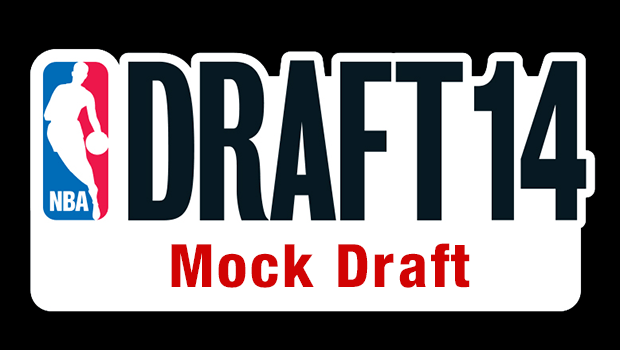 NBAドラフト2014 Mock Draft
