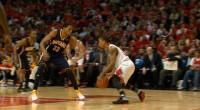 NBAが、選手の選ぶクロスオーバーの上手い選手の動画をアップしていました。 デリック・ローズも選ばれていたので共有します! 一人目はポートランドのジャマール・クロフォード aka J-Crossover。そして二人目が我 […]