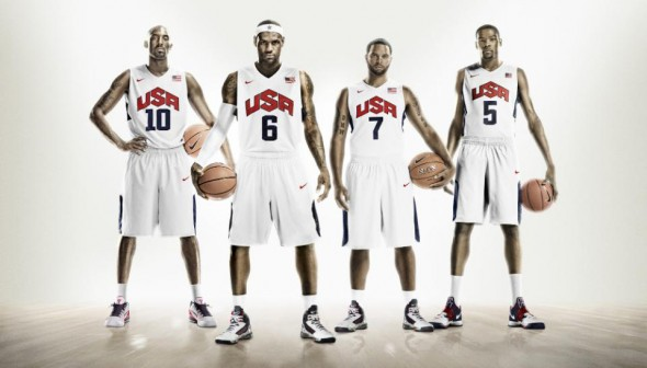 Team USA uniform