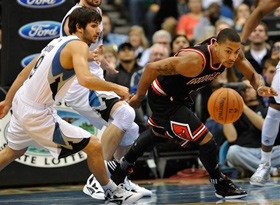 Rose vs Rubio