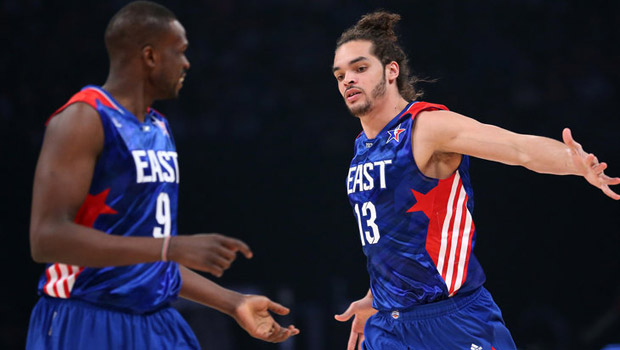All-Stars Deng & Noah