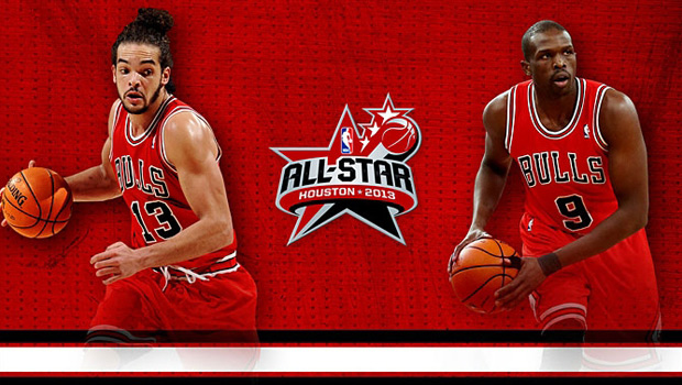 2013 All-Stars Noah & Deng