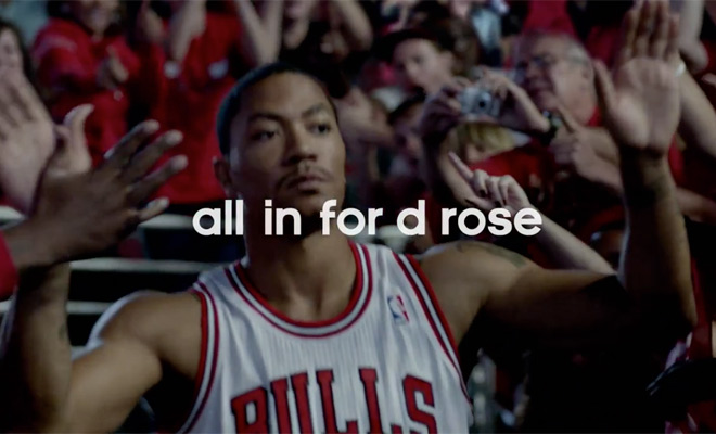 all in for d rose