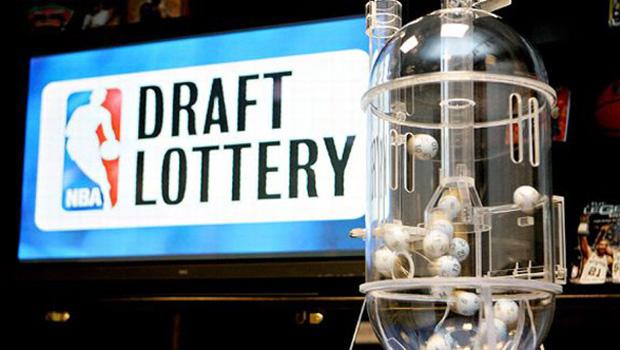 NBAドラフト2014 順番決定